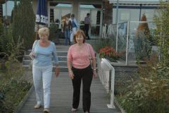 Sue Bell and Val Jones