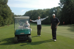 Gerry Young, Dave McCormick, Peter Barford