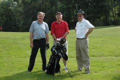 Rick Jones, Mike Bell, Mike Houghton