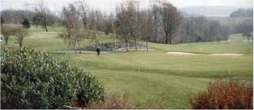 18th Hole at St. Omer