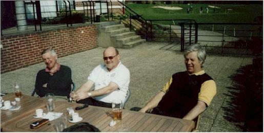Robert Wheatley, Gerry Young, Bryan Reid