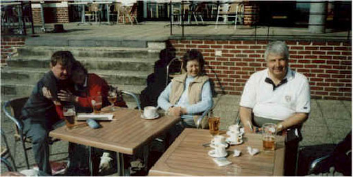 Rick & Val Jones, Marise & Martin Smith